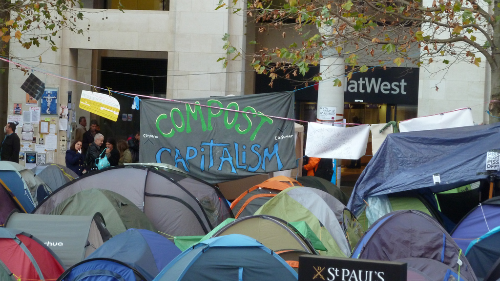 against occupy wall street essay The occupy wall street movement started out as a kind of headless  left on the  table became the seeds of an essay that gave the viewer a.