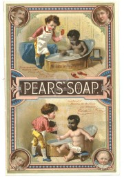 Victorian PearsÃÂÃâÂÃâ Soap advertisement circa 1890