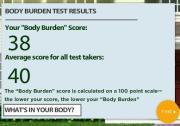 body-burden