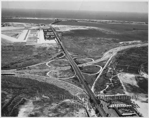 Deadhorse Bay 18 years later, 1953.