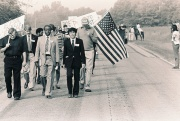 1982, Warren County PCB march. From ncpcbarchives.com