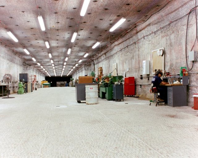 The Waste Isolation Pilot Plant (WIPP)