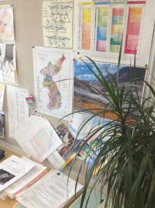 A Safety Case Expert's Office Desk.