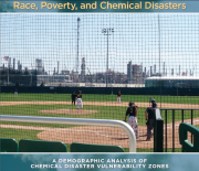 race ooverty and chemical disasters