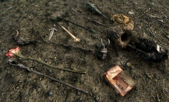 Image of the potential Elder Scrolls Online Daedric Artifacts