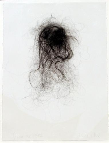 Hannah Wilke: Brushstrokes, 1992