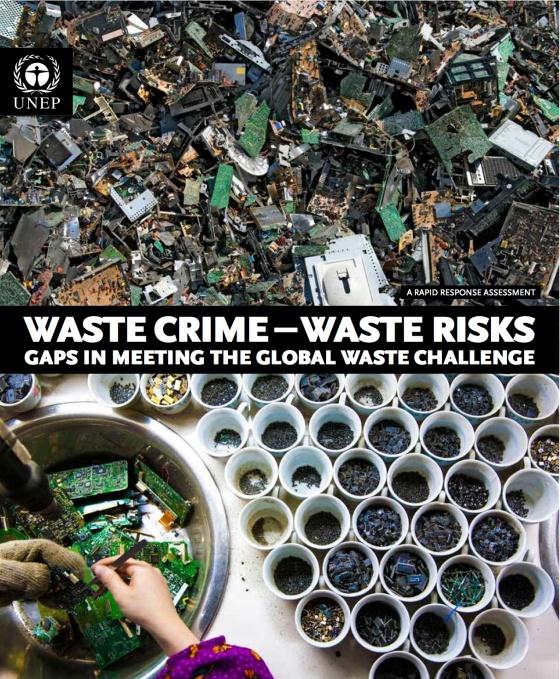 UNEP Waste Crime report