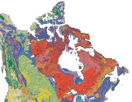 Canada_geological_map