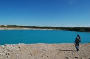 Pit lake, NWT