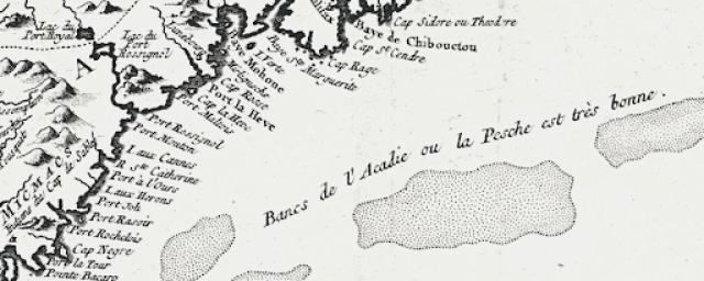map eastern canada